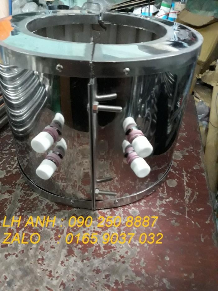 Vòng nhiệt bóng đèn phi 195*200 /220v-wmax bảo hành2