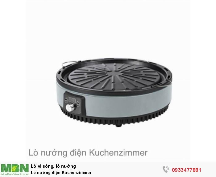 Lò nướng điện Kuchenzimmer0