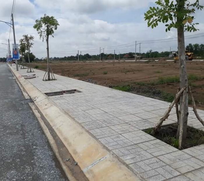 Bán đất nền dự án khu đô thị mới Mega City mt đường Lương Định Của
