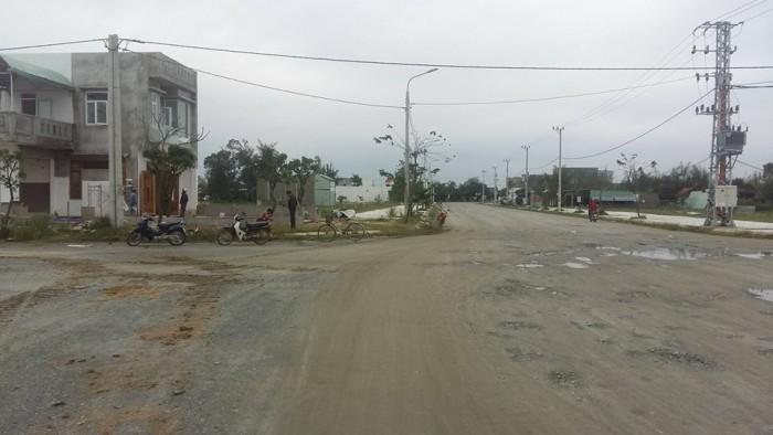 Dự án Khu đô thị Bình An city nằm trung tâm Nam Đà Nẵng
