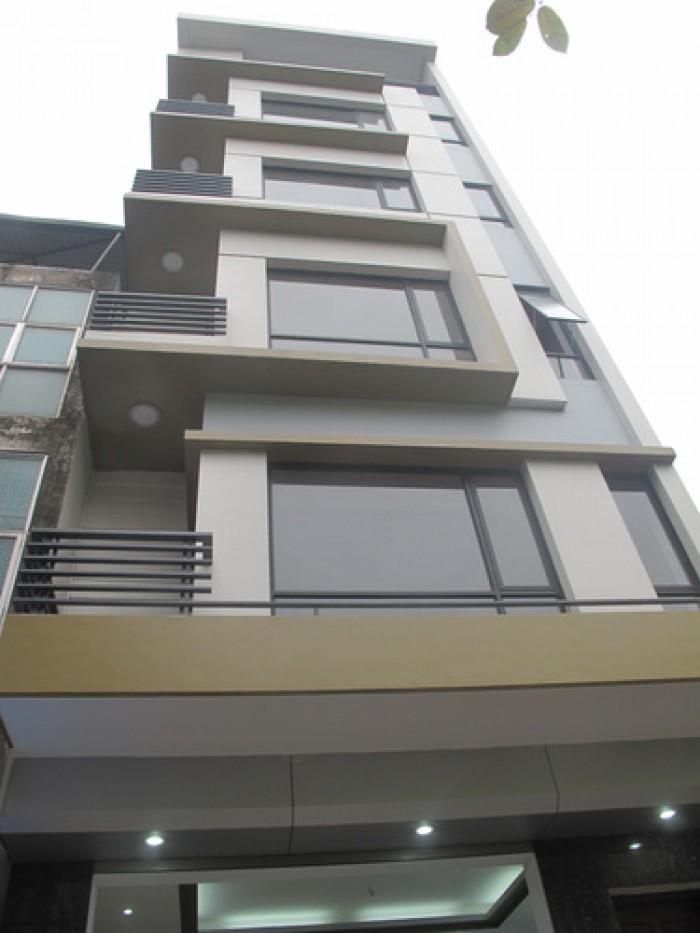 [CHO THUÊ]: Ngõ ô tô đỗ cửa, phố Tạ Quang Bửu, 60m2 x 5t, hợp VP, lớp học…