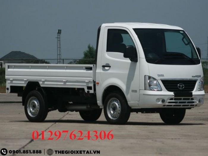 Mua bán xe tải trả góp - xe Chiến Thắng thùng lửng 990 kg