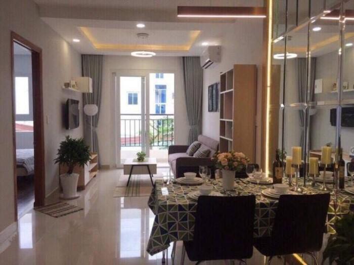 Mở bán căn hộ trả góp 2PN-2WC khu Nam Sài Gòn lk Q7, Q8