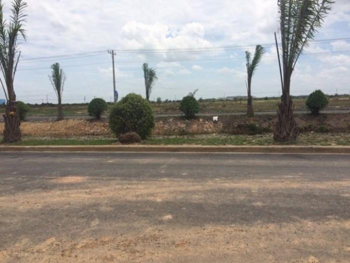 Đất nền dự án ECO TOWN Quốc lộ 50