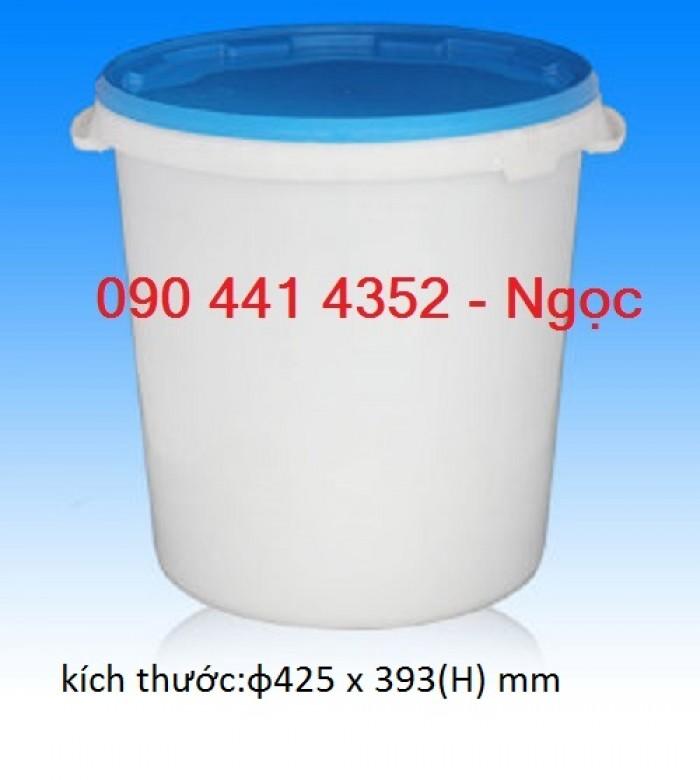 Thùng sơn nhựa 20 lít .Vỏ thùng sơn 30 lít, thùng đựng sơn 22 lít, thùng sơn nước 18 lít tphcm