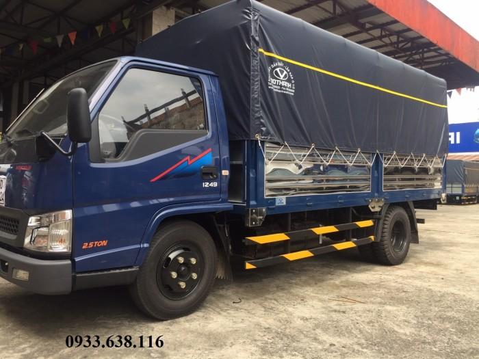 Xe tải đô thành miền nam giá rẻ 2,4t-2,3T.