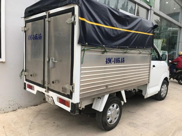 Suzuki Super Carry Pro 750kg, nhập khẩu nguyên chiếc, 337tr