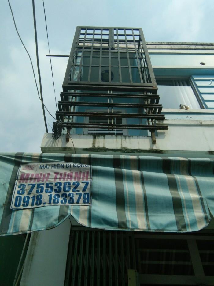 Nhà trệt lầu Huỳnh Tấn Phát