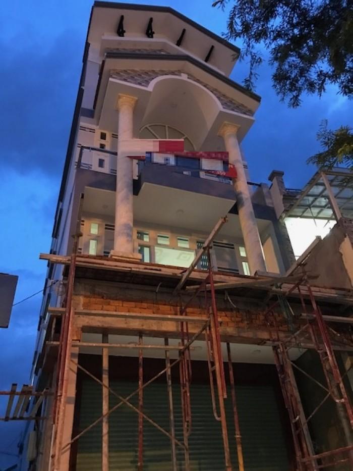 Nhà mới xây MT lê Trọng Tấn, P Sơn Kỳ, Tân Phú, 3 lầu