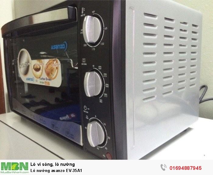 Lò nướng asanzo EV-35A10