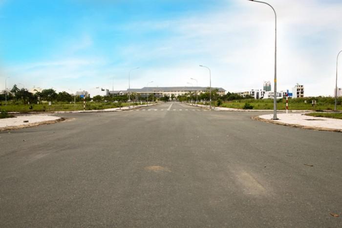 Nền đất thổ cư 100% Quận 2, mặt tiền đường Nguyễn Thị Định