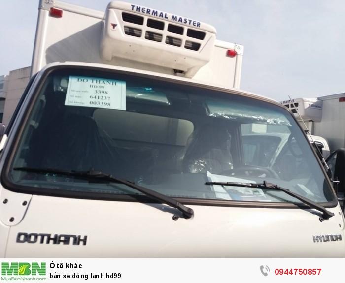bán xe dông lanh hd99