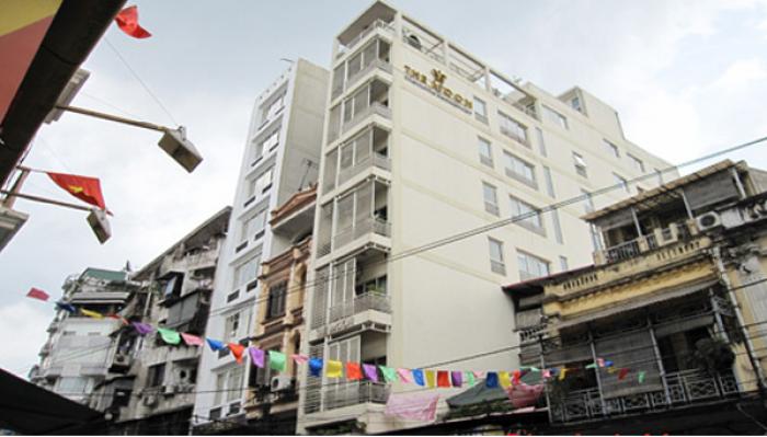 Bán khách sạn 10 tầng phố Cổ Hà Nội, sổ đỏ hơn 400m2, giá cực HẤP DẪN