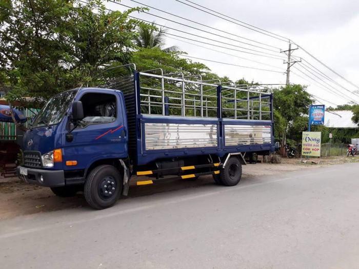 Xe tải Hyundai 7 tấn, trả góp 100% giá trị xe