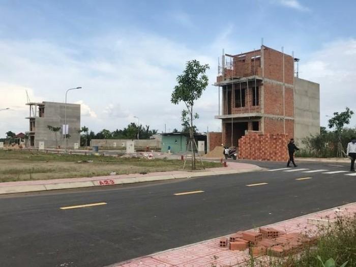 Bán đất thổ cư 100% đường Nguyễn Thị Định Quận 2 gần chợ