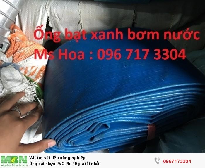 Ống bạt nhựa PVC Phi 40 giá tốt nhất3