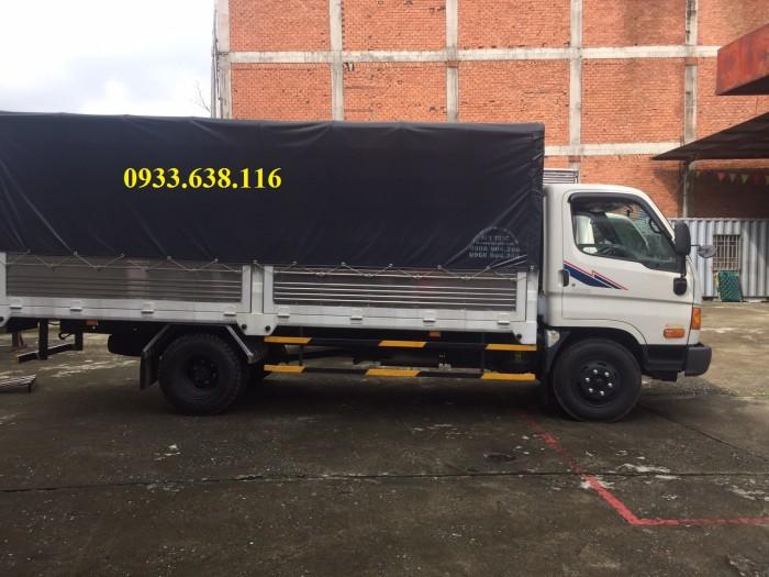 Bán xe tải Hyundai 6,5T, Xe hyundai HD 99 tải trọng 6,5 tấn.