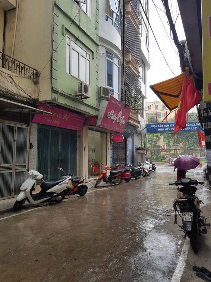 Bán nhà Thái Thịnh, Đống Đa, ô tô đỗ cửa, văn phòng 40m2
