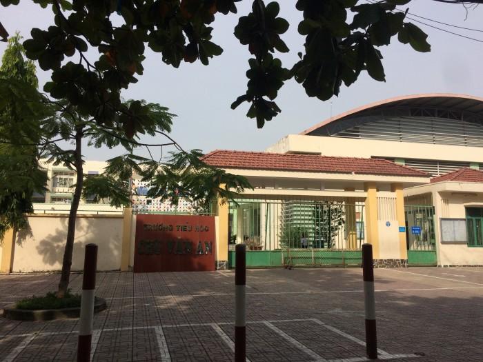 Nhà mới xây khu Cư xá Chu Văn An cần bán