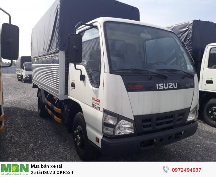 Xe tải ISUZU QKR55H - Xe tải Isuzu 1.9 tấn - Liên hệ: 0972494937 (24/24)