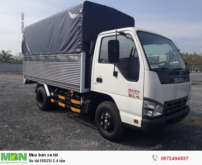 Xe tải ISUZU 2.4 tấn - Liên hệ: 0972494937 (24/24)