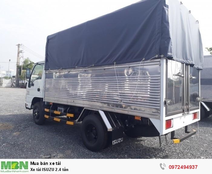Xe tải ISUZU 2.4 tấn - Giao xe ngay - Liên hệ: 0972494937 (24/24)
