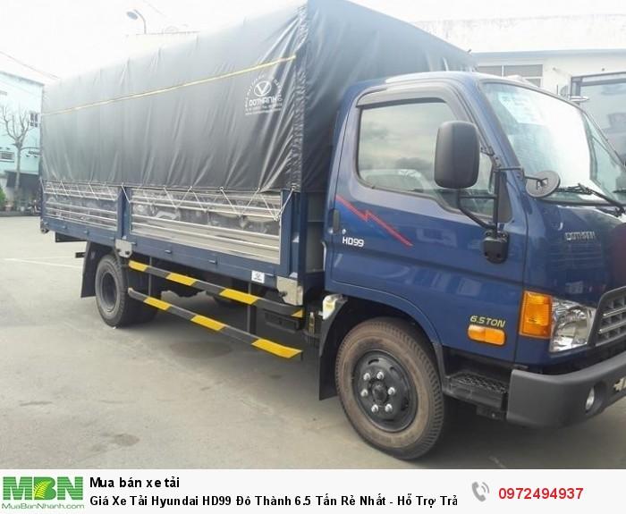 Khuyến mãi 100% trước bạ xe tải Hyundai HD99 đô thành. Gọi Ngay: 0972494937 (24/24)