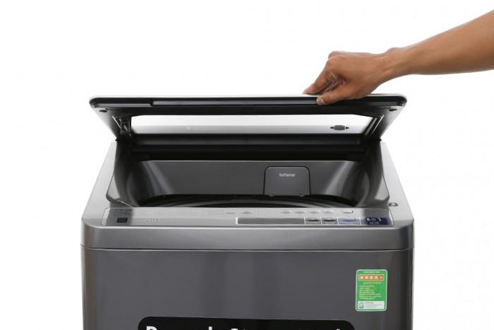 Máy giặt Hitachi inverter 14 kg SF-140XAV 220-VT (SL)4