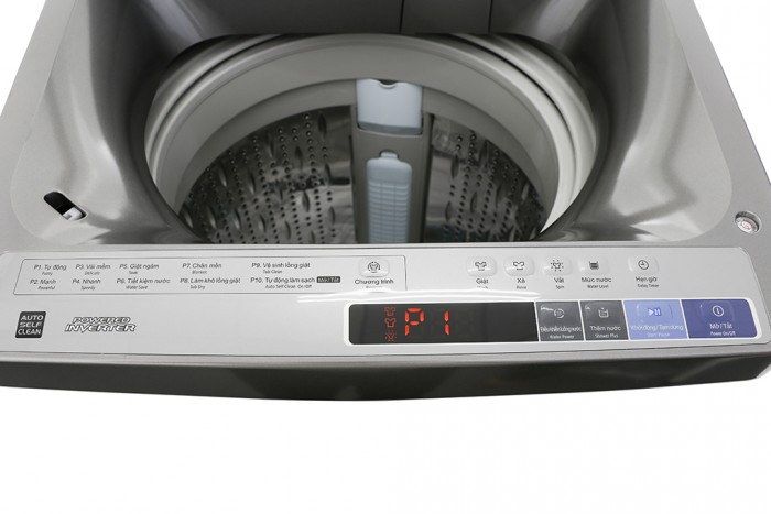 Máy giặt Hitachi inverter 14 kg SF-140XAV 220-VT (SL)1