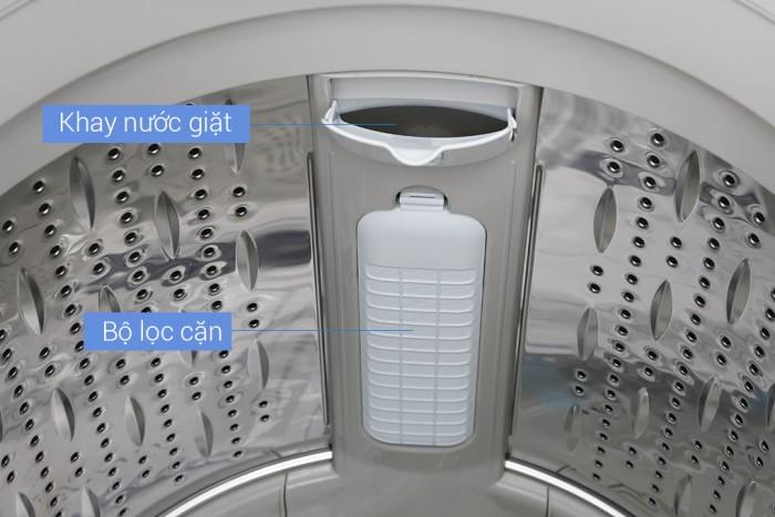 Máy giặt Hitachi inverter 14 kg SF-140XAV 220-VT (SL)0