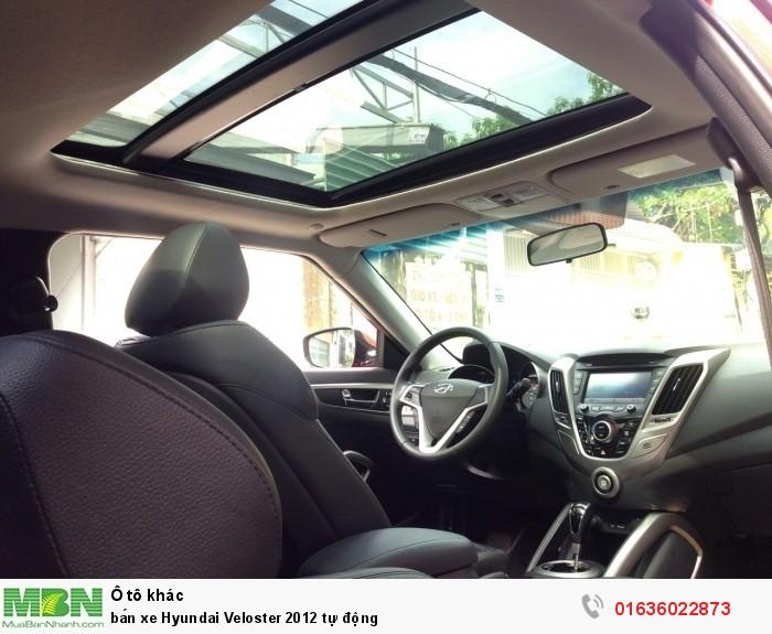 bán xe Hyundai Veloster 2012 tự động