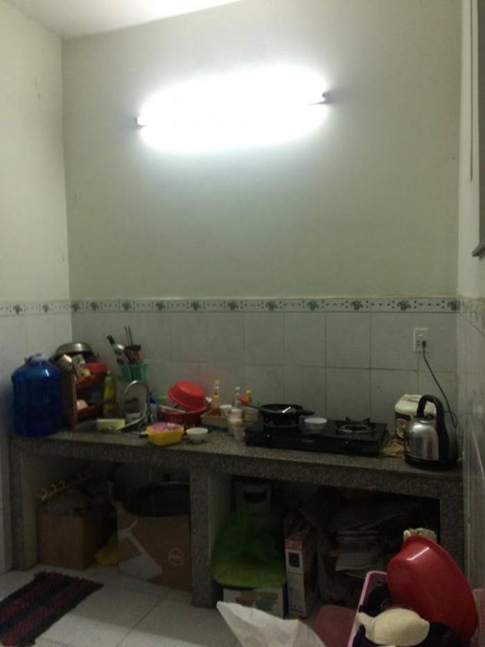 Cần bán nhà 1 trệt 1 lầu, gần ngã tư Bình Chuẩn giá 520tr