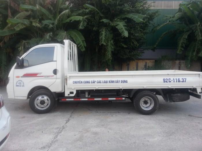 Xe tải Hyundai 1.9 tấn thùng lửng 2017