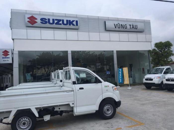Mua Suzuki Xe Tải Nhẹ Dưới 750kg Tại suzuki Vũng Tàu Miễn 100% Thuế Trước Bạ