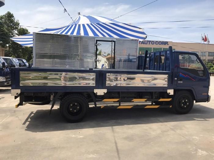xe IZ49 - 2T4 -Loại xe vào được thành phố mà chi phí lại thấp