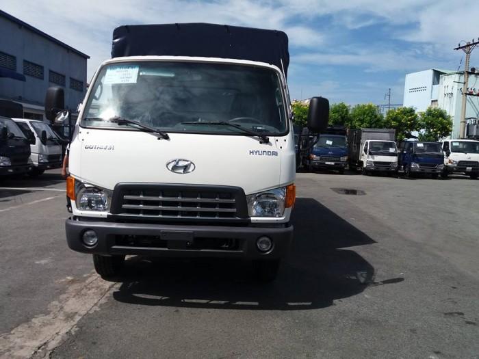 Bán xe HD120s 8 tấn  hảng hyundai nhập khẩu 3 cục