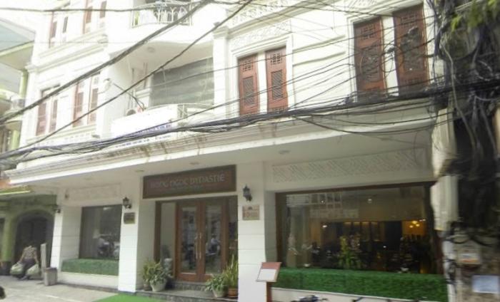 [CHO THUÊ]: Mặt phố Trần Đại Nghĩa, 110m2 x 5T, Mặt tiền 10m, Gần ngay cổng ĐHKTQD