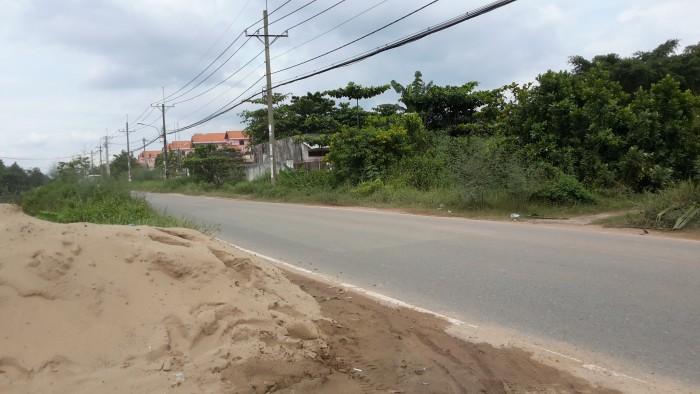 Bán đất Bàu trâm xã trung An huyện củ chi dt,40m x 80m nở hậu ,(3500m2)SHR