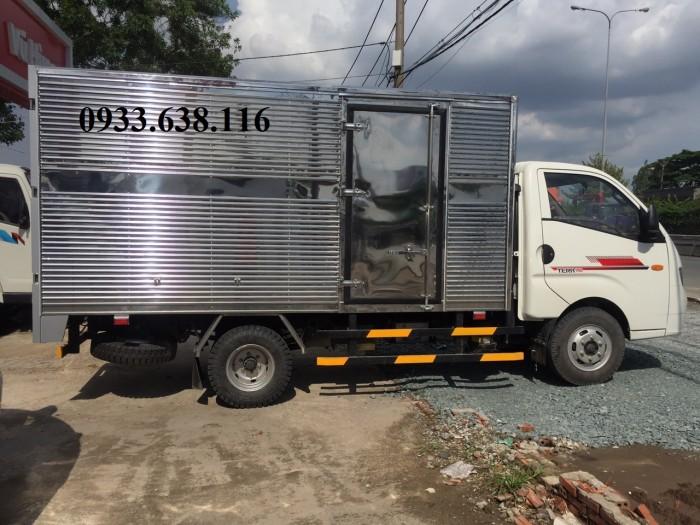 Bán xe tải hàn quốc 1,9 tấn giá rẻ nhất.