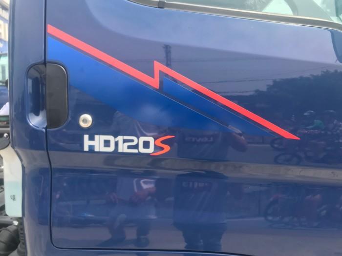 xe tải hd 8 tấn Đô Thành nhập khẩu 3 cục