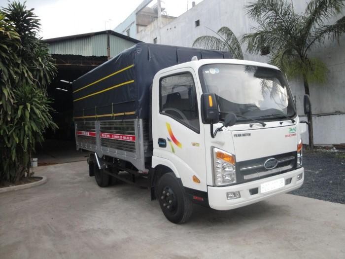 Ô tô tải VEAM 1,9 tấn/ chở hàng vào thành phố