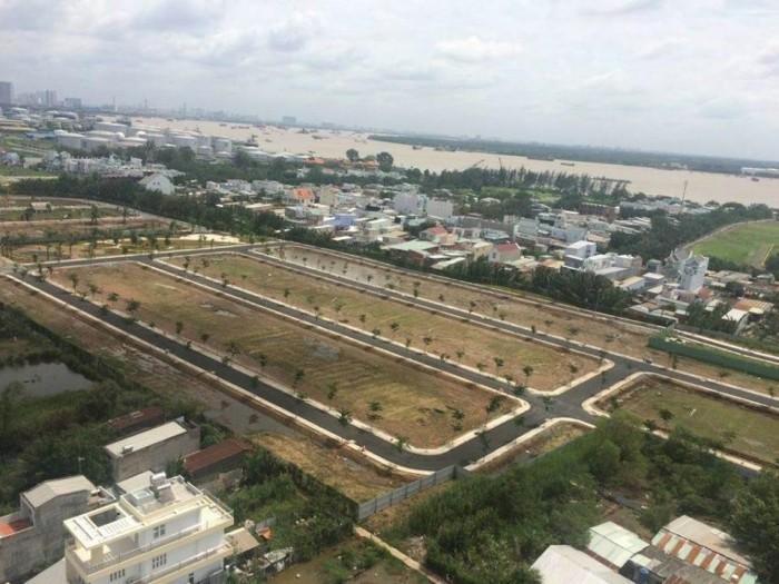 Bán đất sổ đỏ MT Huỳnh Tấn Phát Green Riverside Anh Tuấn.