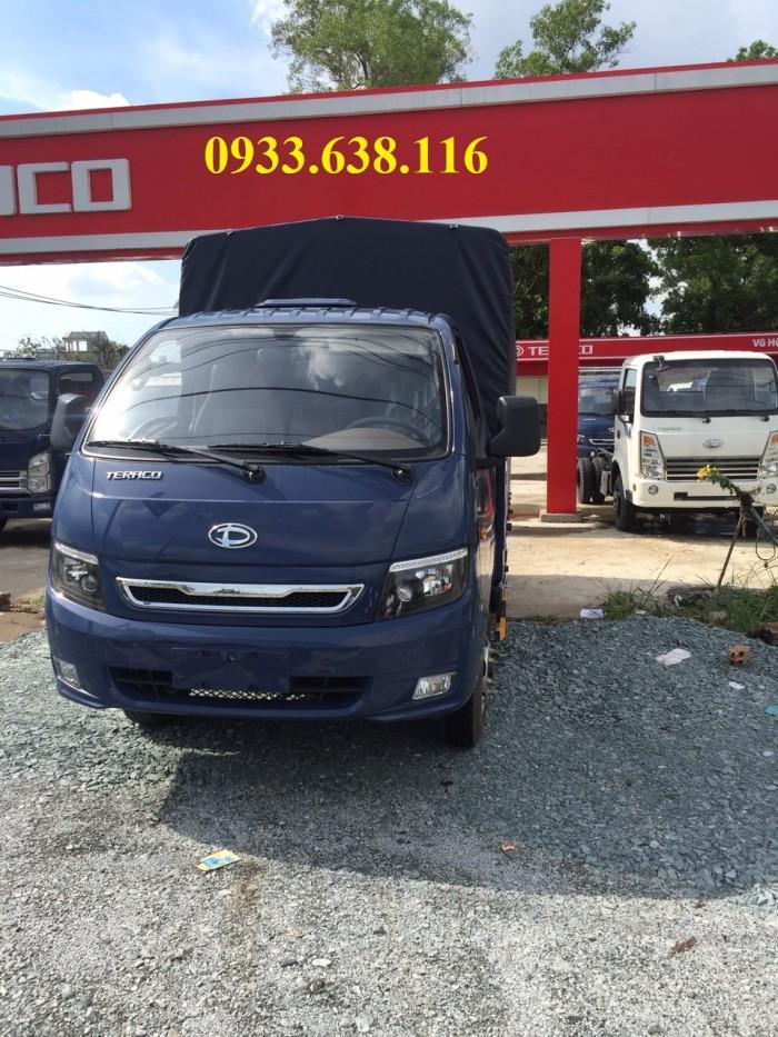 Bán xe tải Hyundai 1,9 tấn daehan hàn quốc. Xe Hàn Quốc 1,9 tấn tera 190.