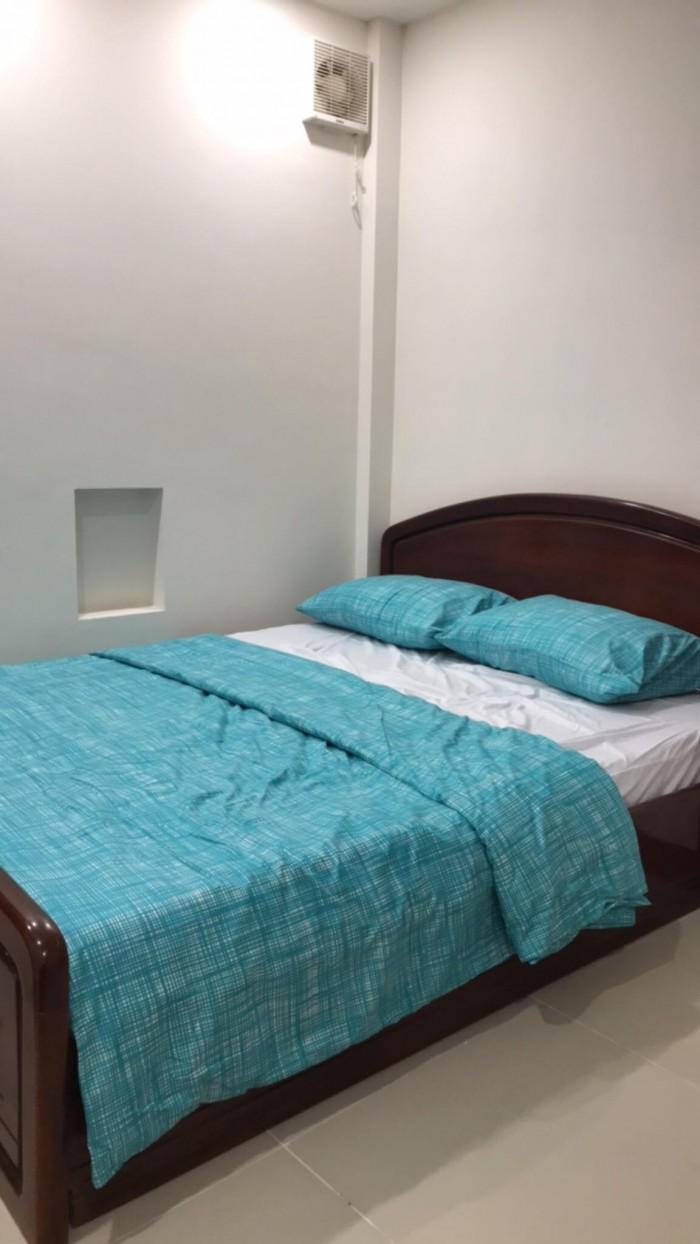 Cho thuê phòng đủ tiện nghi tại TTQ1 gần Bùi Viện