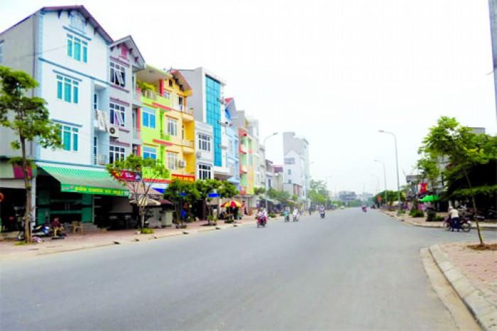 Bán đất kinh doanh mặt đường Cổ Bi - Trâu Quỳ  - Gia Lâm - HN. Diện tích 76m2, sổ đỏ chính chủ.