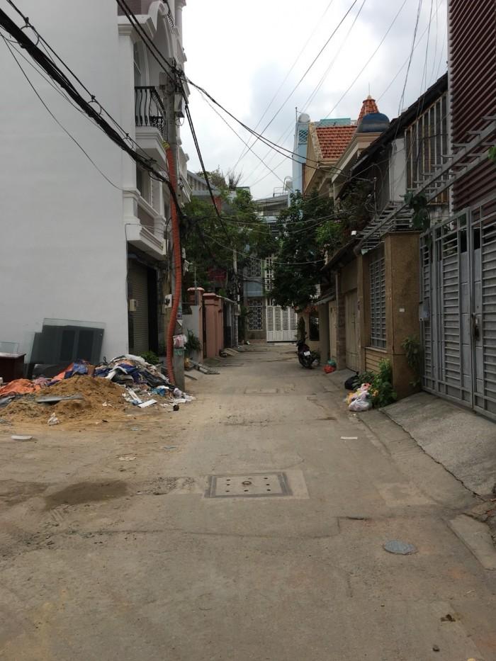 Bán Nhà Nơ Trang Long, Dt 51m2