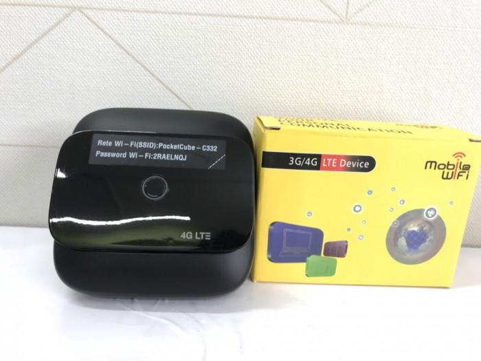 Phát sóng wifi trực tiếp từ sim 3G Bộ phát wifi 3G/4G LTE Huawei E5575 có tốc độ 4G...