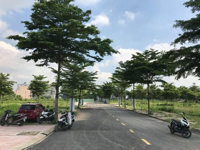 Bán đất MT đường Lương Định Của quận 2 khu đông dân cư kinh doanh tốt