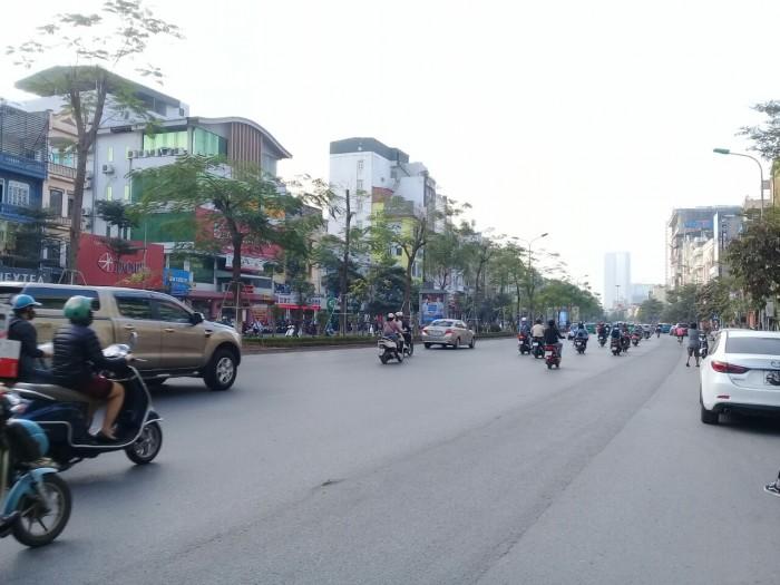 Bán nhà mặt phố Ô Chợ Dừa, Xã Đàn 72m2x 5 tầng, mt 4m