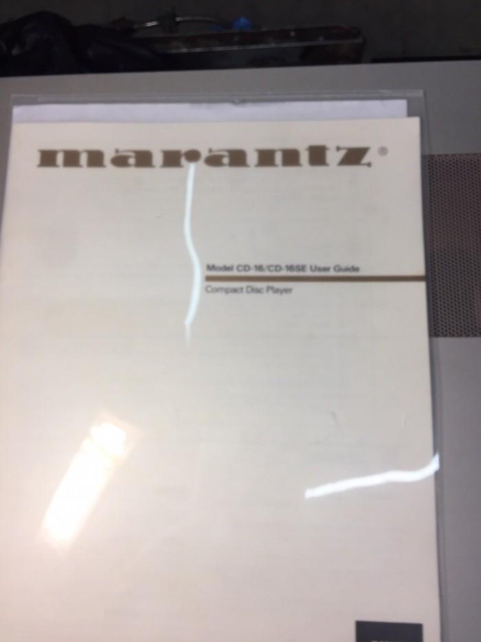 Chuyên bán CD marantz 16SE hàng bải long lanh